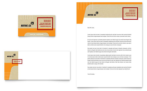 Automotive Transportation Letterheads – Business Letterhead Samples