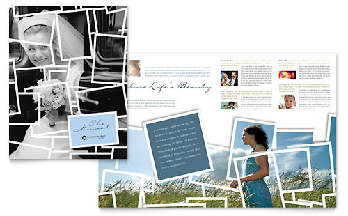 Photographer - Brochure Template