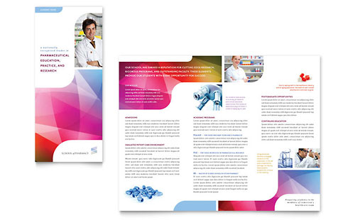 Education Training – Microsoft Templates Brochures