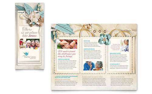 Medical Health Care – Brochure Templates for Word Free