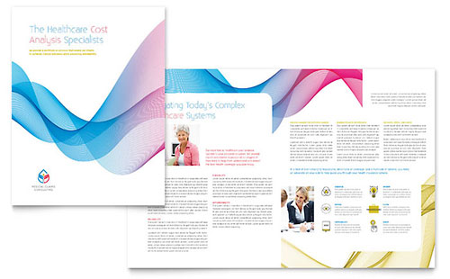 Insurance Consulting - Brochure Template