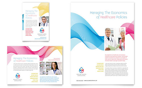 Insurance Consulting - Flyer & Ad Template