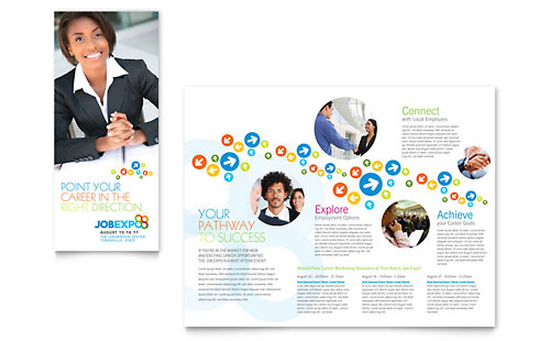Business Event Templates Brochures Flyers Posters – Event Brochure Template