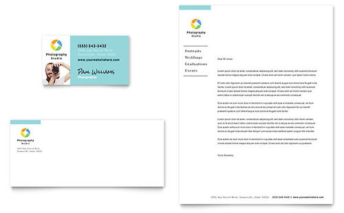 Word Letterhead  Free Business Letterhead Templates For Word