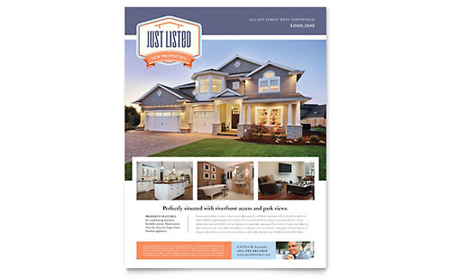 New Property - Flyer Template