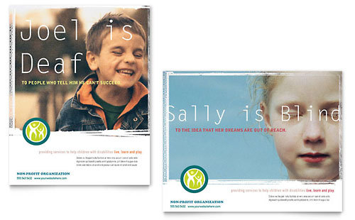 Special Education Poster Template