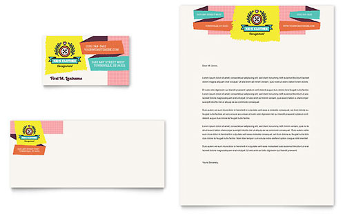 Free letterhead templates download letterhead designs for Free letterhead templates for mac