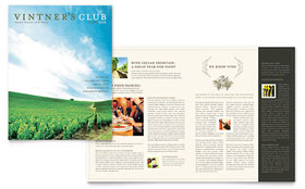 Vineyard & Winery - Newsletter