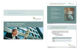 Wealth Management Services - PowerPoint Presentation Template