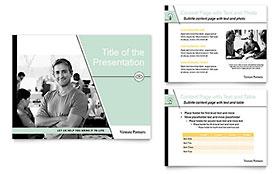 Venture Capital Firm - Microsoft PowerPoint Template