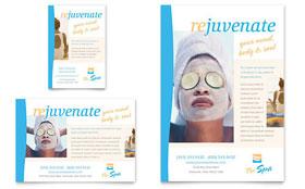 Beauty Spa - Leaflet Sample Template