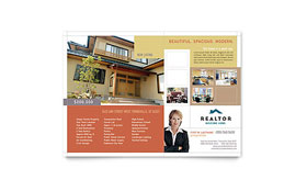 Realtor & Real Estate Agency - Flyer