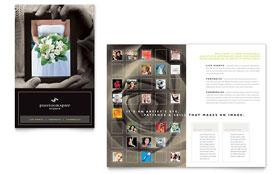 Photography Studio - Brochure Template