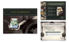 Photography Studio - PowerPoint Presentation Template