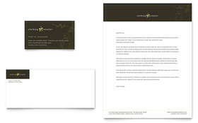 Women's Clothing Store - Letterhead Sample Template