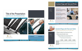 Small Business Consulting - PowerPoint Presentation Template