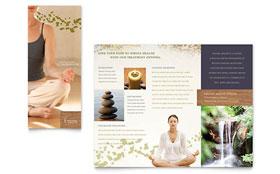 Naturopathic Medicine - Brochure Template