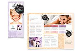 Massage - Brochure Template