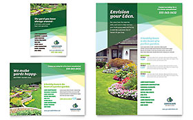 Landscaper - Flyer & Ad Template