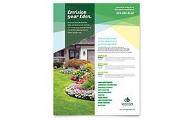 Landscaper - Leaflet Template