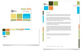 Arts Council & Education - Business Card & Letterhead Template