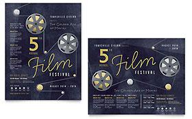 Film Festival - Poster Template
