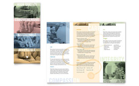 Family Doctor - Adobe InDesign Brochure Template