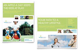 Healthcare Management - Poster Template