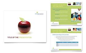 Healthcare Management - PowerPoint Presentation Sample Template