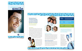Dentistry & Dental Office - Brochure