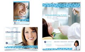 Dentistry & Dental Office - Print Ad Template