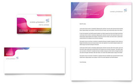 Pharmacy School - Letterhead Template