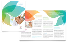 Marriage Counseling - Brochure Template Design Sample