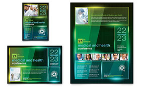 Medical Conference - Leaflet