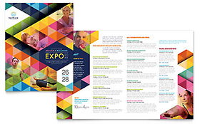 Health Fair - Brochure Template