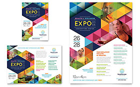 Health Fair - Flyer & Ad Template