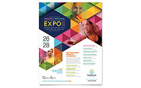 Health Fair - Flyer Template