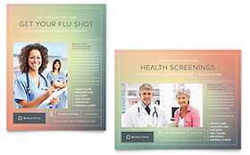 Medical Clinic - Poster Template
