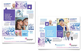 Cancer Treatment - Poster Template