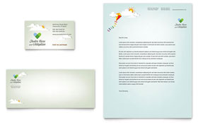 Foster Care & Adoption - Letterhead