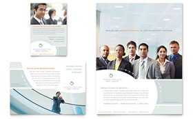 Business Consulting - Flyer & Ad Template