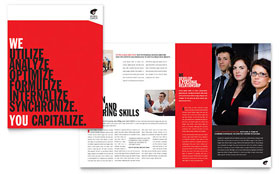 Business Executive Coach - Brochure