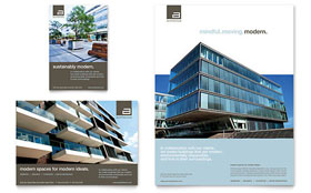 Architect - Flyer & Ad Template Design Sample