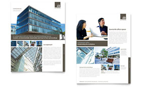 Architect - Datasheet Sample Template