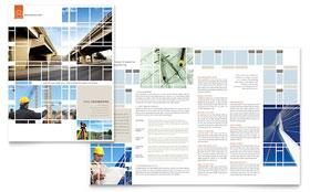 Civil Engineers - Brochure Template
