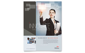 Corporate Business - Leaflet