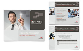 Corporate Business - PowerPoint Presentation Sample Template