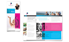 Photography Business - Adobe Illustrator Brochure