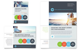 Business Analyst - Print Ad Sample Template