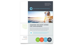 Business Analyst - Flyer Template